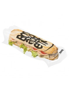 Sac sandwich transparent