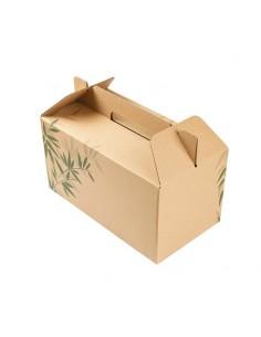Boîte pour repas à emporter