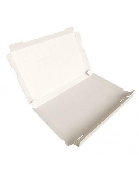 Boite à pizza maxi format, pliage facile. Boite en carton renforcée.