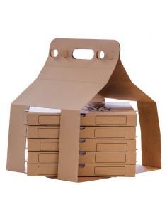Sac à pizza en carton