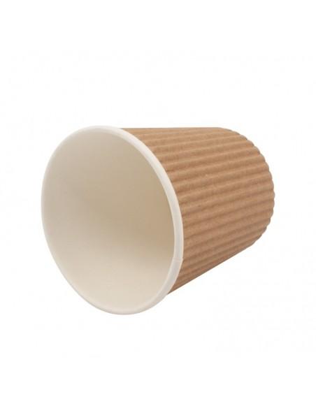 Gobelet à café, double paroi en carton de contenance 12 Oz.