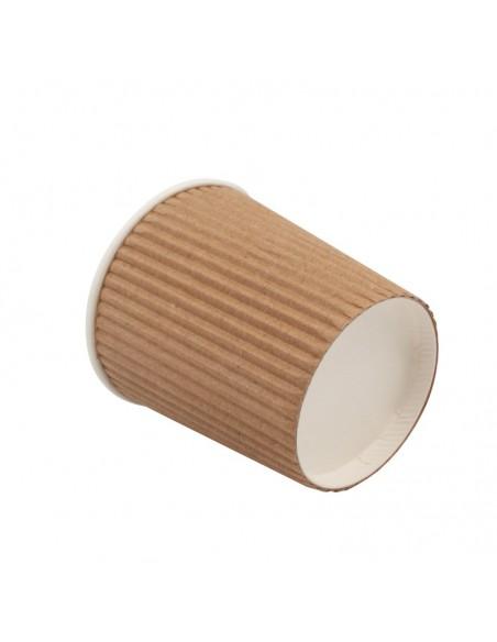 Gobelet robuste qui permet un bon maintien en main.