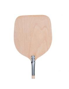 Pelle à enfourner en bois contreplaqué.